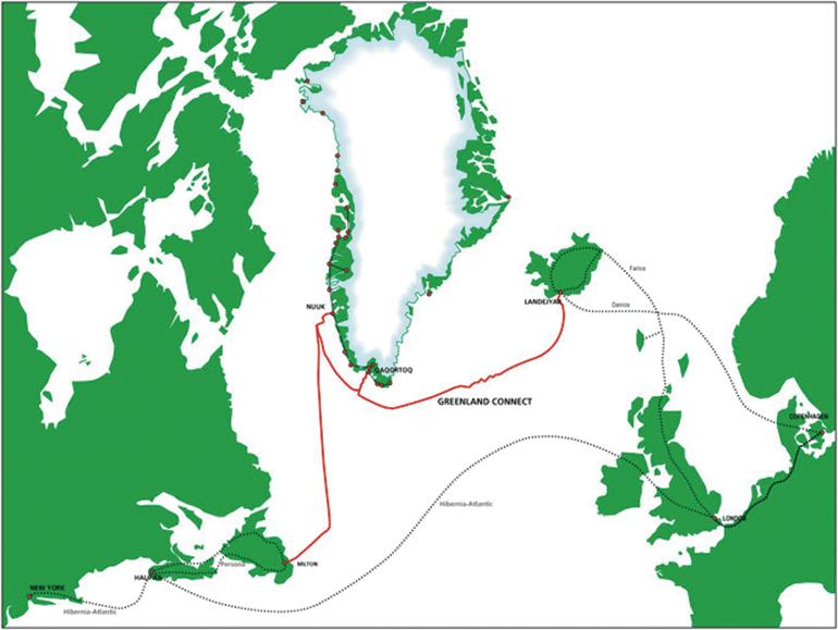 Danice route